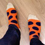 Ponožky – nohy jako v bavlnce