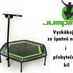 Buďte fit s jumpingem